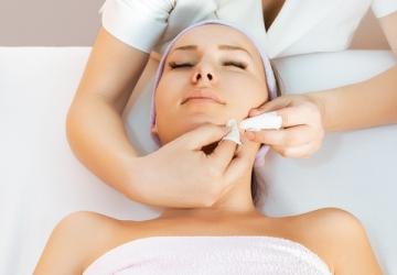Általános kozmetikai tisztító kezelések