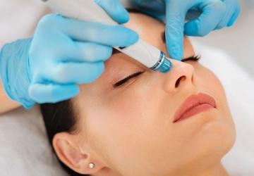 Hydra facial kozmetikai kezelés
